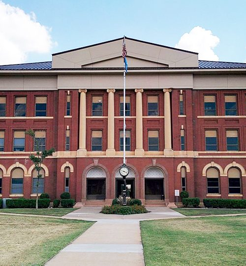 Greer County Courthouse